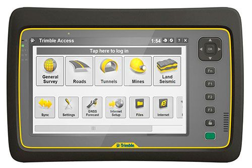 Trimble YUMA 2